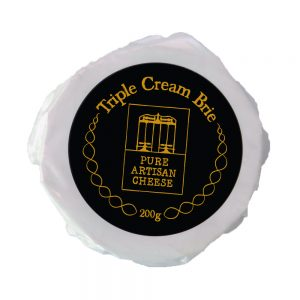 Pure Artisan Cheese Triple Cream Brie