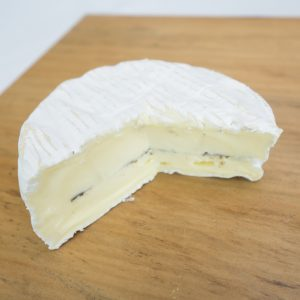 Pure Artisan Cheese Truffle Triple Cream Brie
