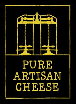 Pure Artisan Cheese Logo